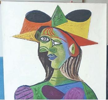 Recuperan un Picasso robado tras 20 años
