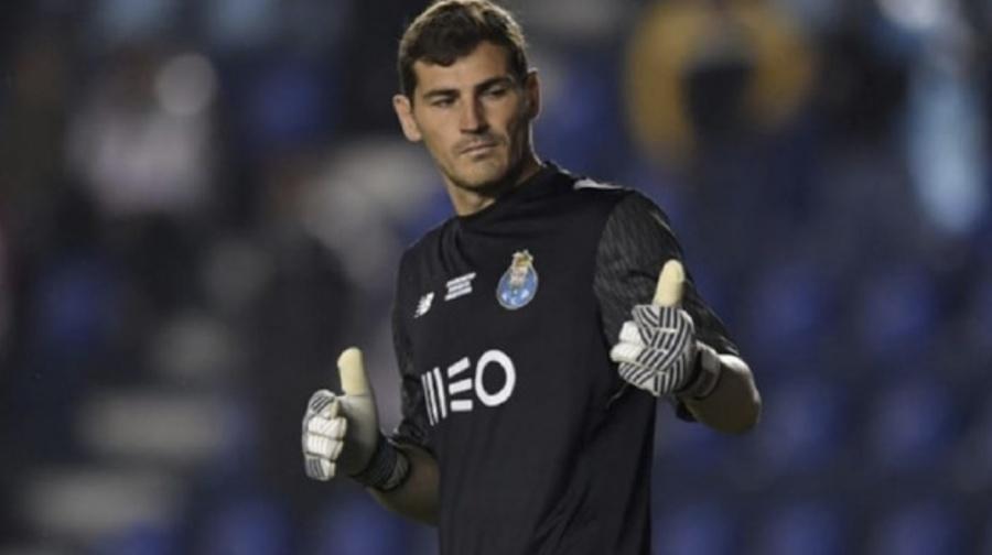 Herrera tiene cosas parecidas a Riquelme: Iker Casillas