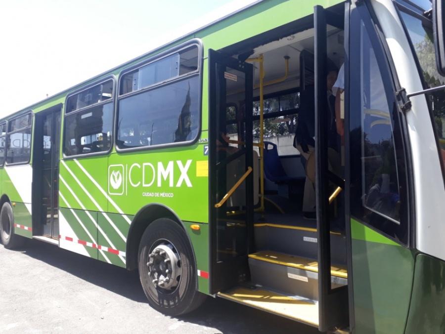 Estudiantes de Iztapalapa serán transportados en camiones RTP del Metro a escuelas