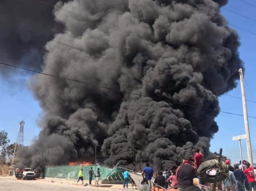 Semar asegura que elementos fueron agredidos por pescadores en San Felipe