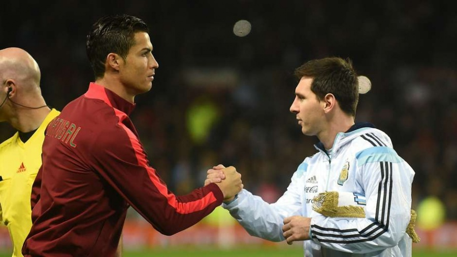 Messi revela su top 5 y pone a CR7 a su nivel