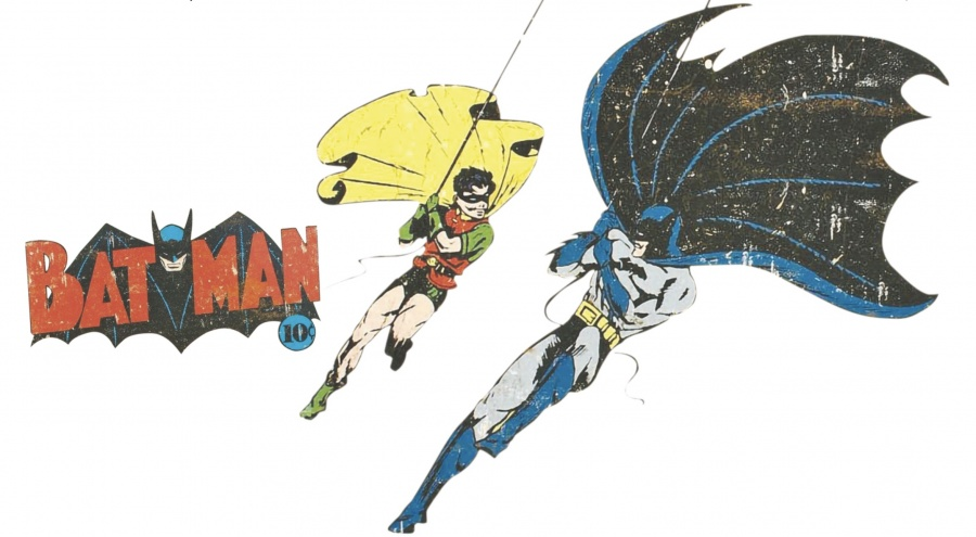 Batman, el hombre rico que tomó la justicia en sus manos