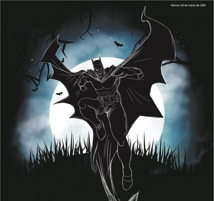 El Octogenario Caballero de la Noche