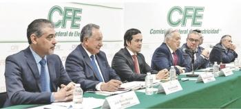 Bartlett aclara que CFE apoya generación limpia