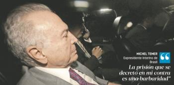 Tribunal brasileño abre otro proceso contra Michel Temer