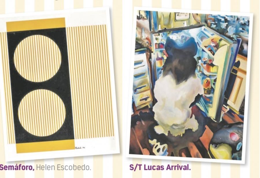 Diálogan 6 artistas emergentes con Pita Amor, Helen Escobedo...