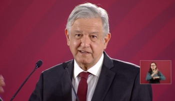 Pide López Obrador renovación del Poder Judicial