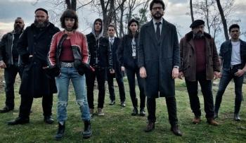 """Tercera temporada de """"La casa de Papel"""" ya tiene trailer"""