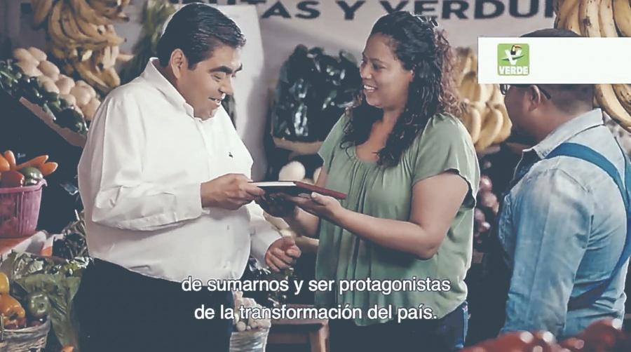 Baja el INE spots de Miguel Barbosa y Jaime Bonilla