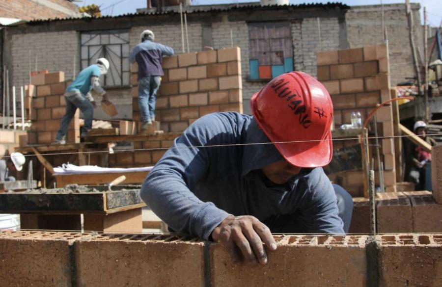 Inicia reconstrucción de las viviendas dañadas en el 19-S