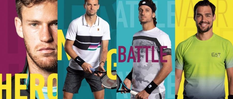 Estas figuras estarán en el ATP 250 en Los Cabos