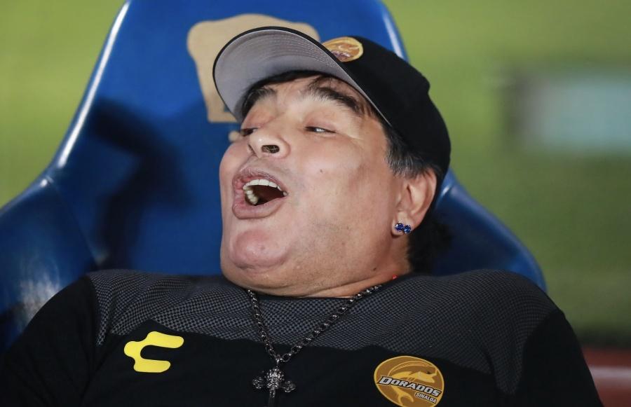Investigan a Maradona tras declaraciones