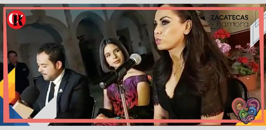 Zacatecas Enamora busca atraer a la población local y al turismo