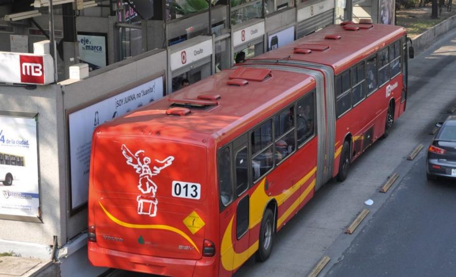 Semovi lanza aplicaciones móviles para Metrobús