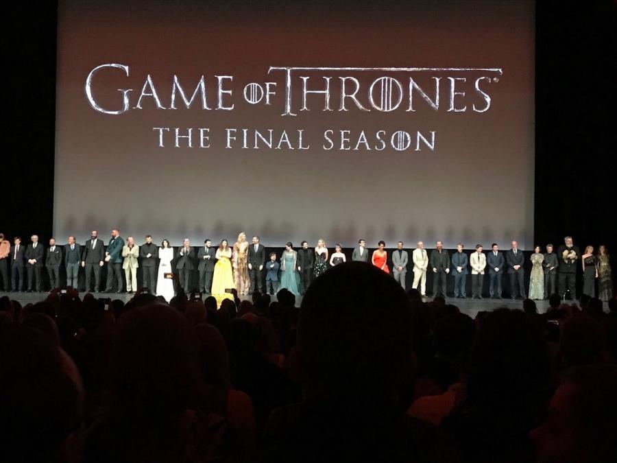 Centro Rockefeller recibe la alfombra roja de Game of Thrones