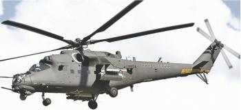 Rusia entrena a chavistas para operar helicópteros
