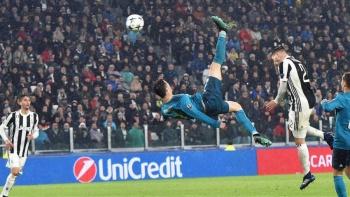 Se cumple un año de la chilena de CR7 ante la Juventus