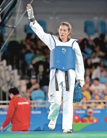 Prepara María Espinoza gira de TKD por Europa