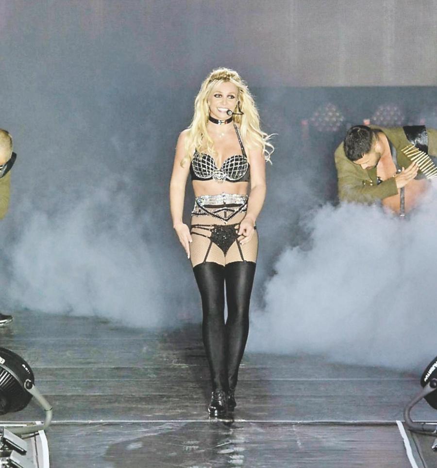 Internan en Clínica Mental a Britney
