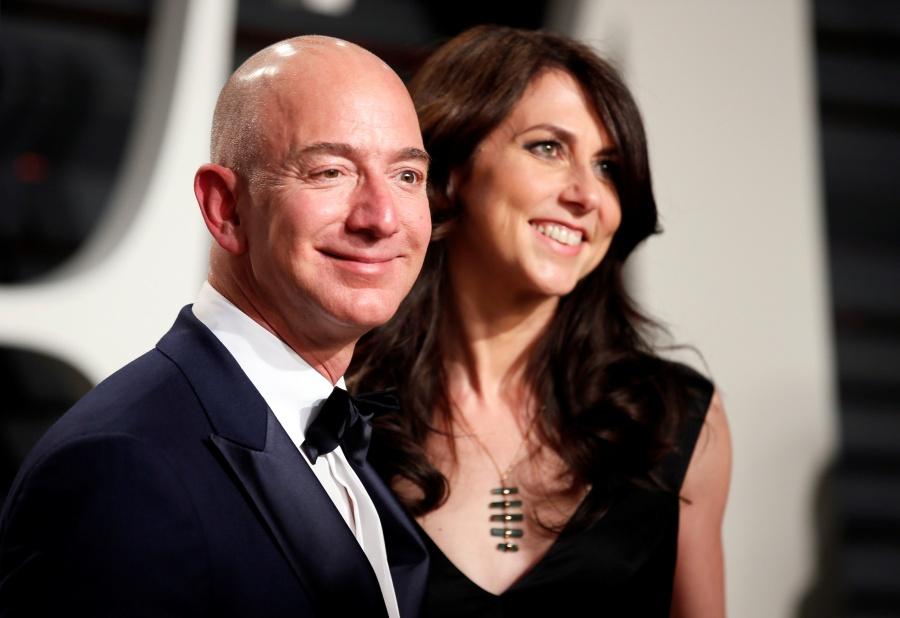 Mackenzey Bezos, la divorciada más rica el mundo
