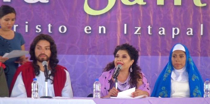 Buscará Iztapalapa que se declare el Viacrucis como patrimonio cultural inmaterial de la humanidad ante la UNESCO
