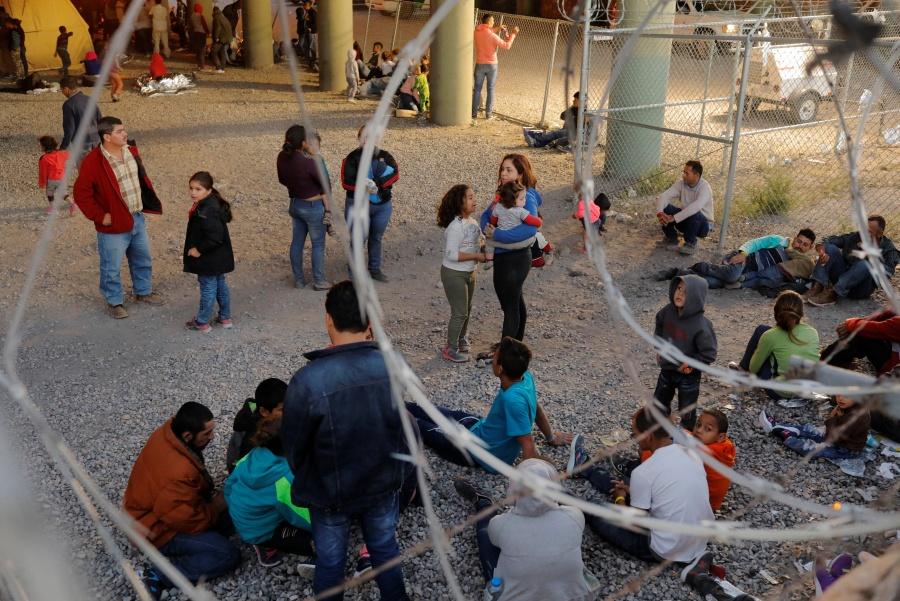 Triángulo Norte de Centroamérica contra la inmigración de menores de edad