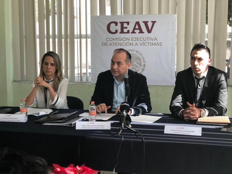Fortalece CEAV asesorías jurídicas de víctimas en 16 entidades