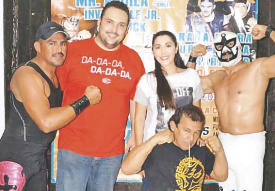 Declaran la lucha libre como patrimonio de Quintana Roo