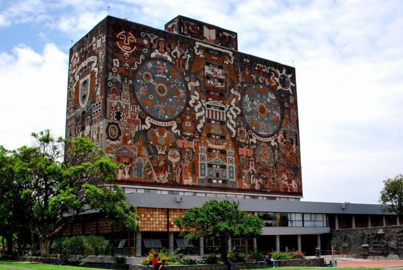 Celebran con premio internacional a la Biblioteca Central de la UNAM