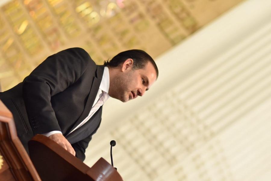 Propone Christian von elevar a rango constitucional figuras de representación ciudadana