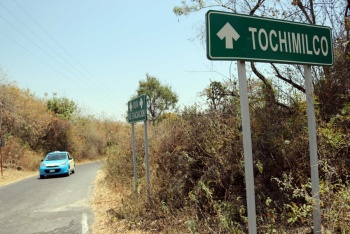 Rehabilitan rutas de evacuación en zonas aledañas al volcán Popocatépetl
