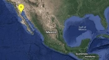 Reportan dos sismos en un lapso de 12 minutos en BC