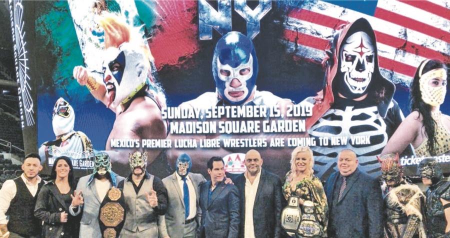 La Triple AAA se alista para NY
