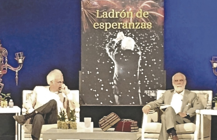 Con ficción Martín Moreno repiensa la política mexicana
