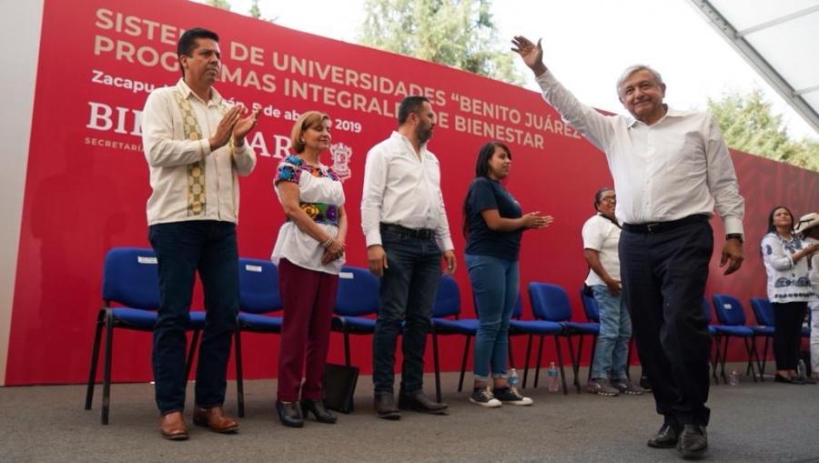 Descarta López Obrador
