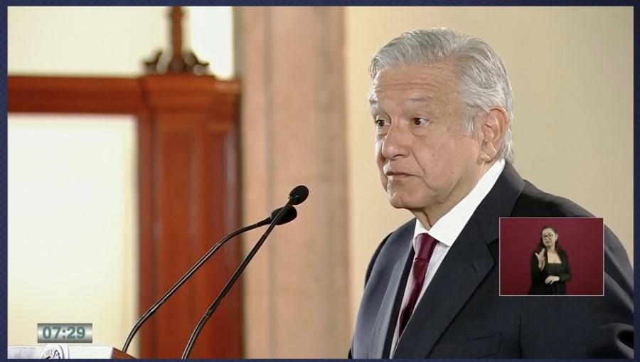Guardia de ocho elementos protege a exmandatarios: López Obrador