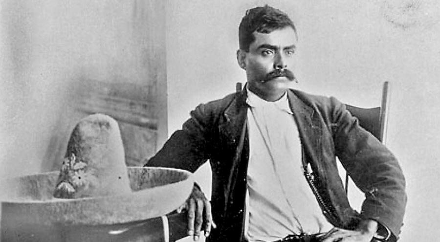 Evocan a Zapata con especial fílmico