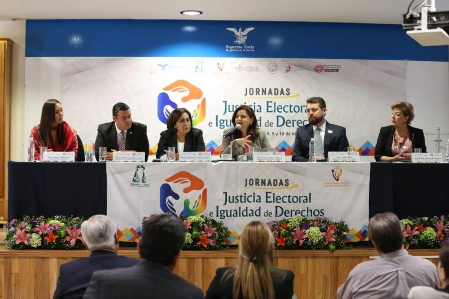 TEPJF debe generar acciones de inclusión en sectores vulnerables: Mónica Soto