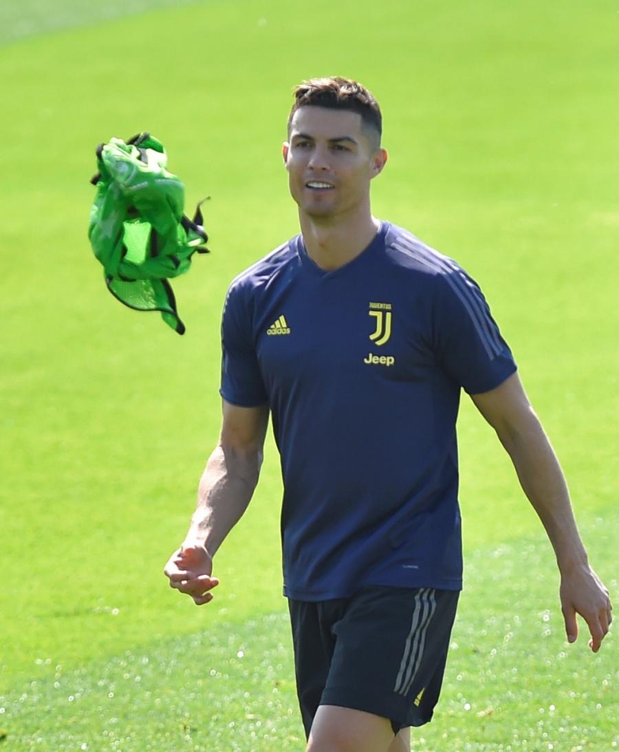 Juventus convoca a CR7 para juego contra el Ajax