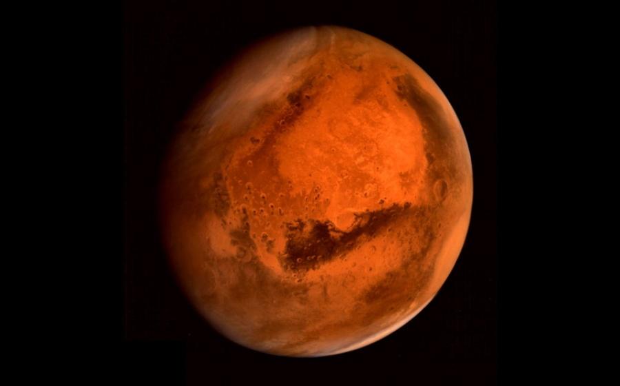 Revelan imágenes de los 'diablos de polvo' en Marte