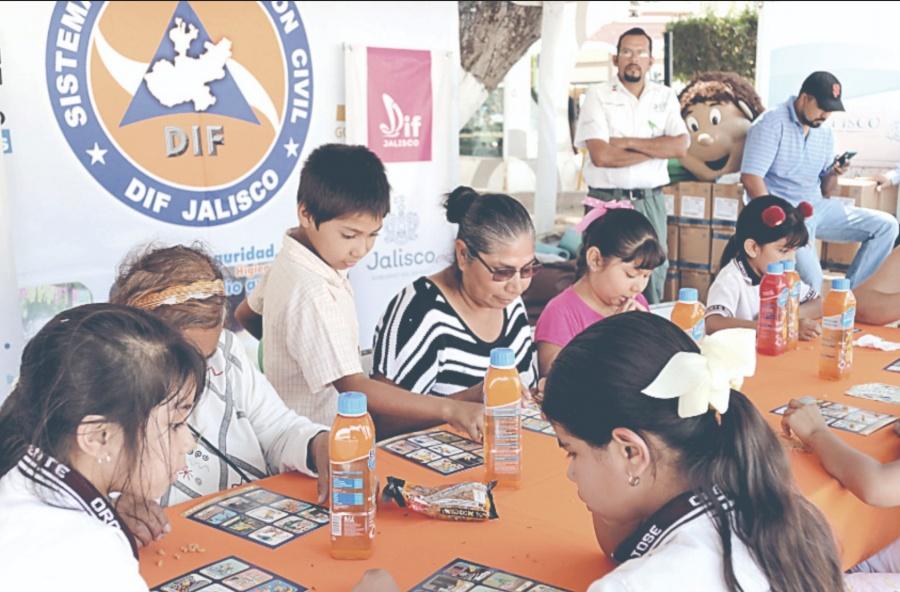 Orientan a los niños de Jalisco sobre trata