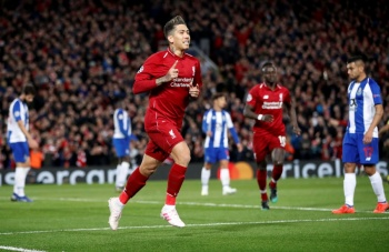 Liverpool encarrila su pase a semifinales de Champions a costa del Porto