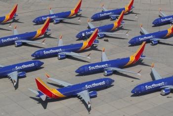 Por accidentes, ventas de Boeing caen a la mitad en primer trimestre del año