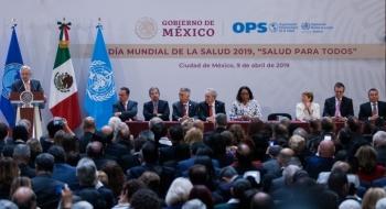 Creará López Obrador Instituto Nacional de Salud del Bienestar