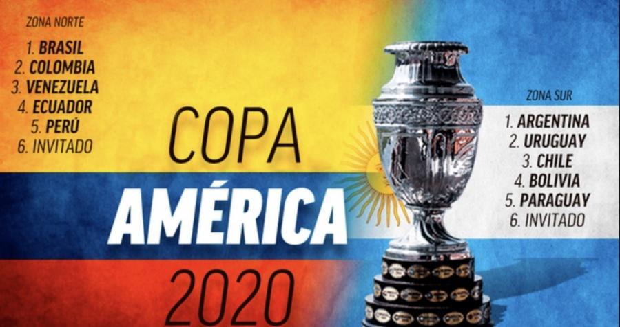 Colombia y Argentina, sedes de la Copa América