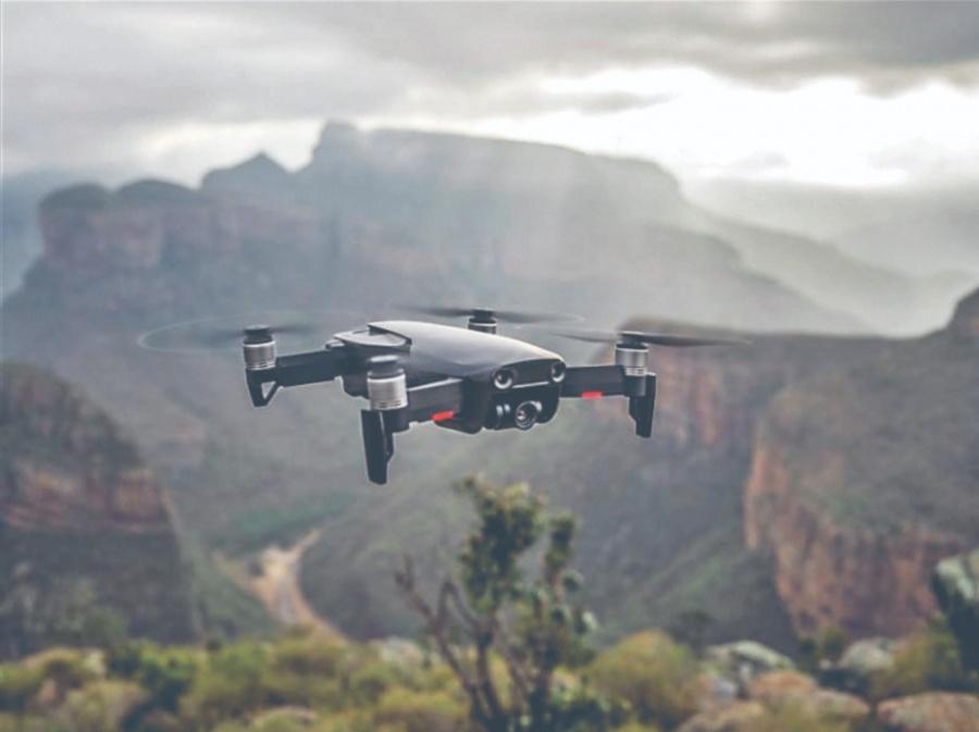 Buscan regular drones en las zonas históricas
