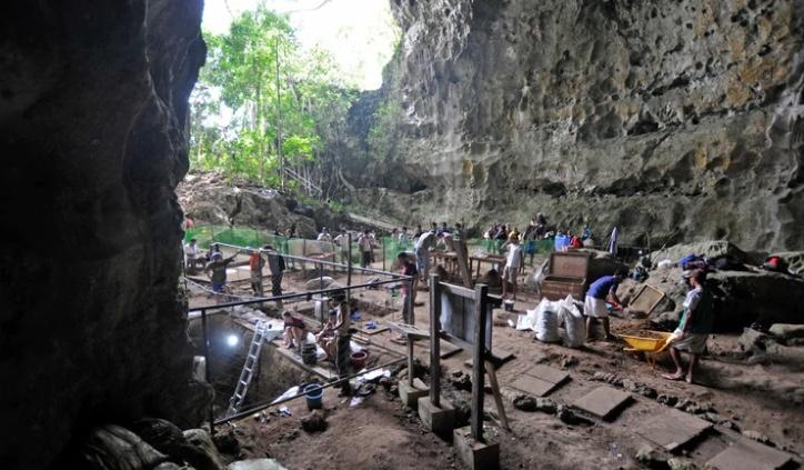 Encuentran nueva especie humana en Filipinas
