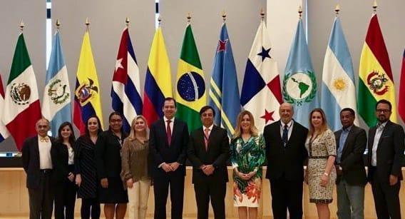 Participa magistrado José Luis Vargas Valdez en misión de observación electoral en Panamá