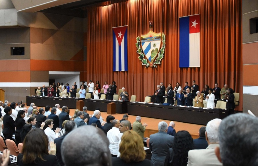 Proclama Cuba su nueva Constitución