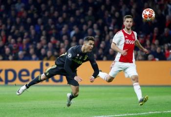 CR7 y la Juventus sobreviven a los embates del Ajax